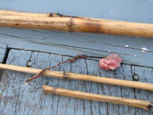 Бамбуковые удочки