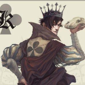 Трефовый король
