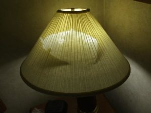 Испорченная лампа