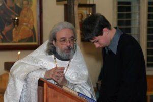 Быть священнослужителем